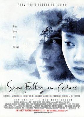 Snow Falling on Cedars movie poster (1999) poster MOV_00f4194c