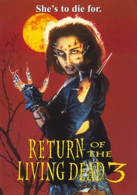 Return of the Living Dead III movie poster (1993) poster MOV_00f4dc1f