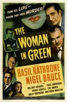 The Woman in Green movie poster (1945) picture MOV_00f665e4