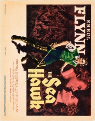 The Sea Hawk movie poster (1940) poster MOV_00f6d1e0