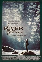 A River Runs Through It movie poster (1992) picture MOV_00f8c301