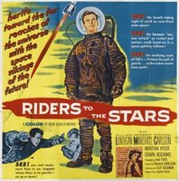 Riders to the Stars movie poster (1954) picture MOV_00f96285