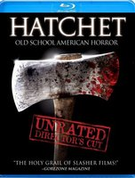 Hatchet movie poster (2006) picture MOV_0101aa52