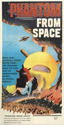 Phantom from Space movie poster (1953) poster MOV_01065ae0