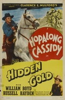 Hidden Gold movie poster (1940) picture MOV_01089f2e