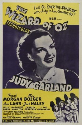 The Wizard of Oz movie poster (1939) poster MOV_010acefa