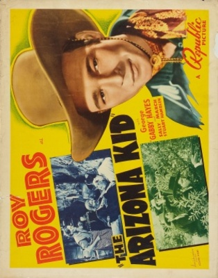 The Arizona Kid movie poster (1939) poster MOV_010b90af