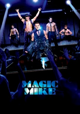Magic Mike movie poster (2012) poster MOV_010bb43b