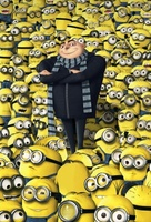 Despicable Me movie poster (2010) picture MOV_010c34b7
