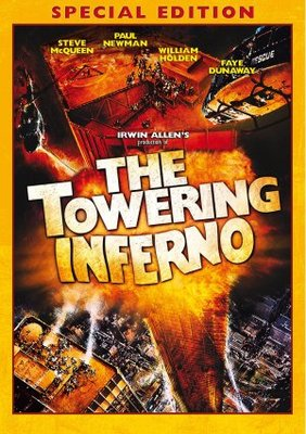 The Towering Inferno movie poster (1974) poster MOV_0111d09a