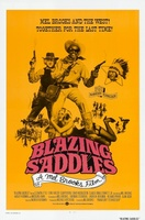Blazing Saddles movie poster (1974) picture MOV_0113142d