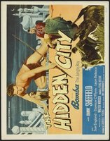 Bomba and the Hidden City movie poster (1950) picture MOV_011a6f7f