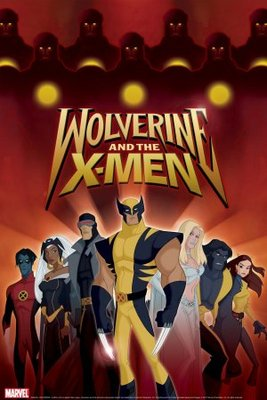 Wolverine and the X-Men movie poster (2008) poster MOV_011b6b12