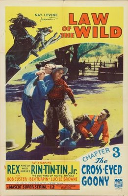 Law of the Wild movie poster (1934) poster MOV_0123a34e