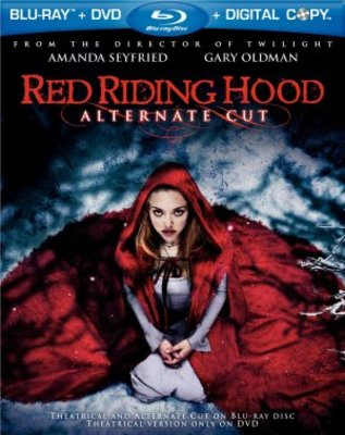 Red Riding Hood movie poster (2011) poster MOV_01304901
