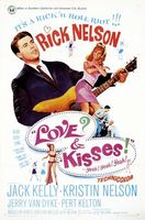 Love and Kisses movie poster (1965) picture MOV_01319ce4