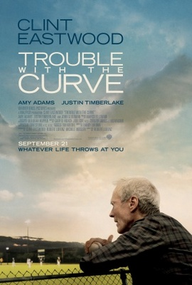 Trouble with the Curve movie poster (2012) poster MOV_01410bb2