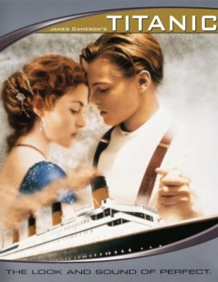 Titanic movie poster (1997) poster MOV_014208b3