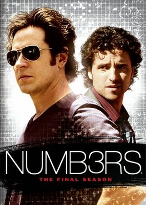 Numb3rs movie poster (2005) poster MOV_0145bf52