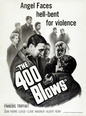 Quatre cents coups, Les movie poster (1959) poster MOV_01493350