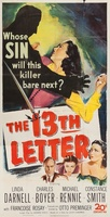 The 13th Letter movie poster (1951) picture MOV_014f5dc5