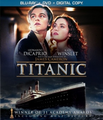 Titanic movie poster (1997) poster MOV_014fde04