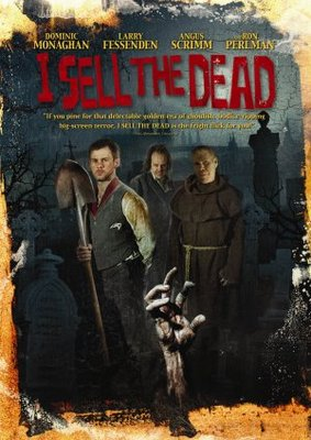 I Sell the Dead movie poster (2008) poster MOV_0153cc74