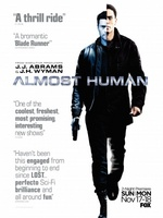 Almost Human movie poster (2013) picture MOV_01553ffe