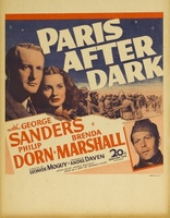 Paris After Dark movie poster (1943) picture MOV_0155ece4