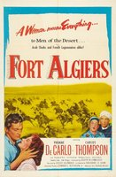 Fort Algiers movie poster (1953) picture MOV_015aa3d3
