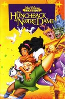The Hunchback of Notre Dame movie poster (1996) picture MOV_015b5831