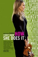 I Don't Know How She Does It movie poster (2011) picture MOV_017260bf