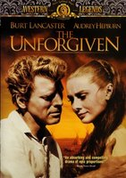 The Unforgiven movie poster (1960) picture MOV_01772efe