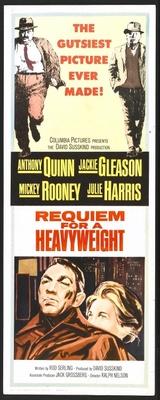 Requiem for a Heavyweight movie poster (1962) poster MOV_01779c1e