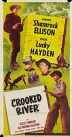 Crooked River movie poster (1950) picture MOV_017c7993