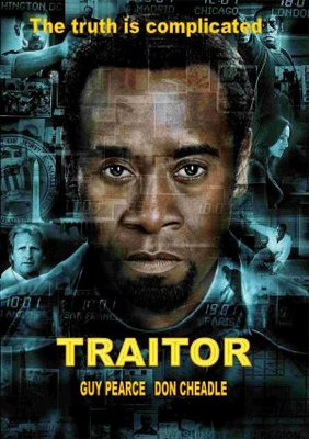 Traitor movie poster (2008) poster MOV_017ec60e
