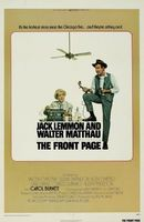 The Front Page movie poster (1974) picture MOV_018ad726