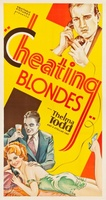 Cheating Blondes movie poster (1933) picture MOV_cfb3dbaf