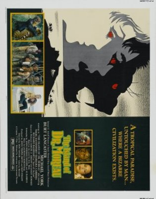 The Island of Dr. Moreau movie poster (1977) poster MOV_01979dcc