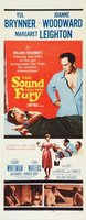 The Sound and the Fury movie poster (1959) picture MOV_01a8106a