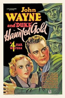 Haunted Gold movie poster (1932) poster MOV_01aa109a