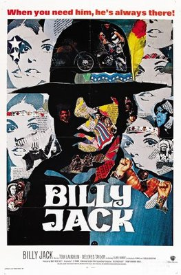 Billy Jack movie poster (1971) poster MOV_01b49d74