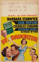 B.F.'s Daughter movie poster (1948) picture MOV_01b7500a