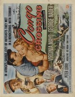 Congo Crossing movie poster (1956) picture MOV_01bc0bd3