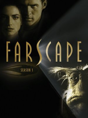 Farscape movie poster (1999) poster MOV_01c119e7