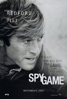 Spy Game movie poster (2001) picture MOV_01cbc93c
