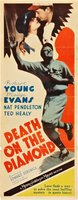 Death on the Diamond movie poster (1934) picture MOV_01cdd8ba