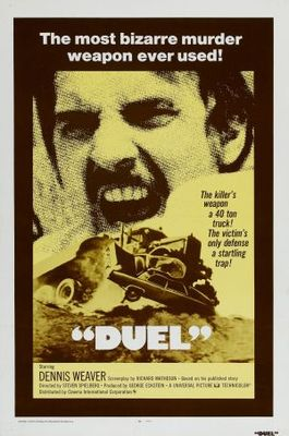 Duel movie poster (1971) poster MOV_01d20d85