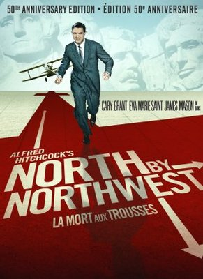 North by Northwest movie poster (1959) poster MOV_01d6c4dc