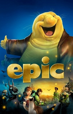 Epic movie poster (2013) poster MOV_01d9e5d3